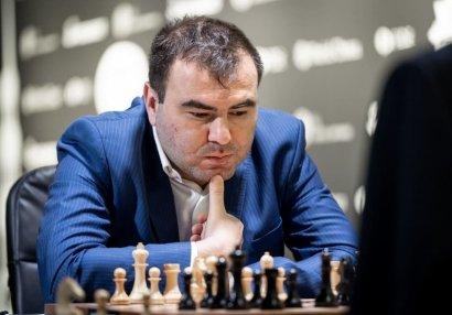 Şəhriyar Kasparovu 7 gedişə təslim etdi - NƏTİCƏLƏR
