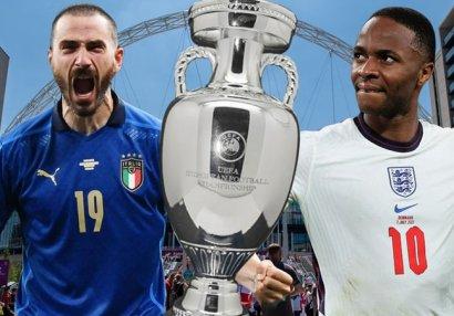 AVRO-2020: İtaliya Avropa çempionudur!