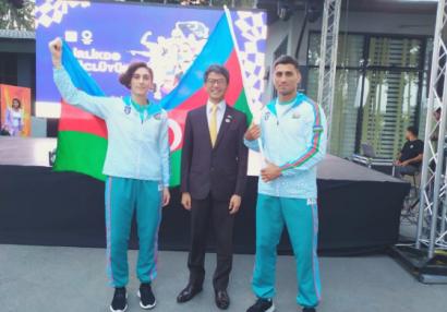 Olimpiyaçılara dəstək tədbiri keçirildi