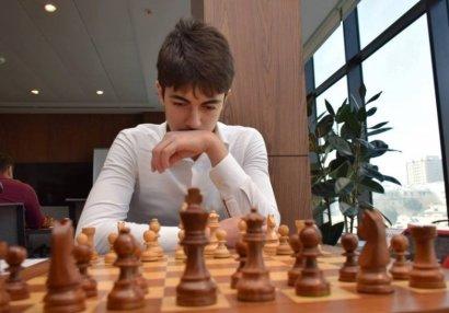 Məhəmməd Muradlı beynəlxalq şahmat turnirinin qalibi oldu