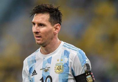 Messi bu FOTOSU ilə