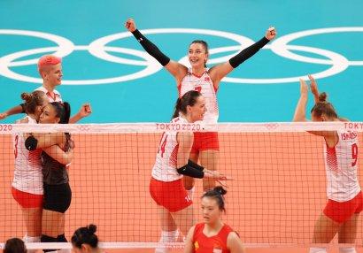 Tokio 2020: Türkiyə Olimpiya çempionlarını