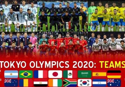 Tokio 2020: Almaniyadan heç-heçə, Braziliyadan qələbə  - YENİLƏNİR