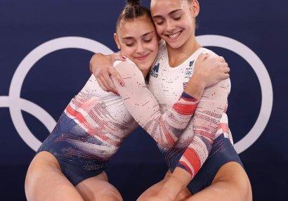 Qədirova bacıları Olimpiya mükafatçısı oldu