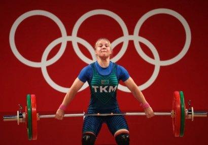 Tokio 2020: Ölkə tarixinin ilk Olimpiya medalı