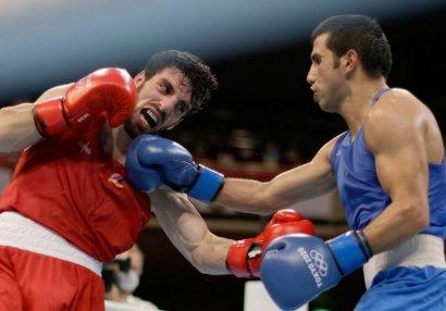 Olimpiadada uduzan boksçumuz: