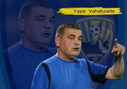 """""""Hədəf ilk """"üçlüy""""ə düşməkdir"""" - Yaşar Vahabzadə"""
