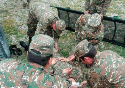 Армения обнародовала имена новых военнослужащих, уничтоженных ВС Азербайджана