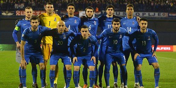 Azərbaycan yığmasını UEFA sanksiyası gözləyir - FOTOLAR
