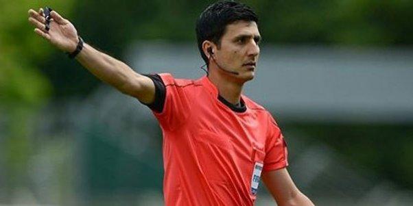Əliyar Ağayev ilk dəfə UEFA Millətlər Liqasının oyununa təyinat alıb
