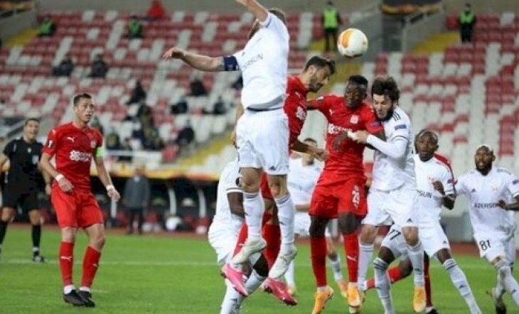 Лига Европы: «Карабах» в Стамбуле играет против