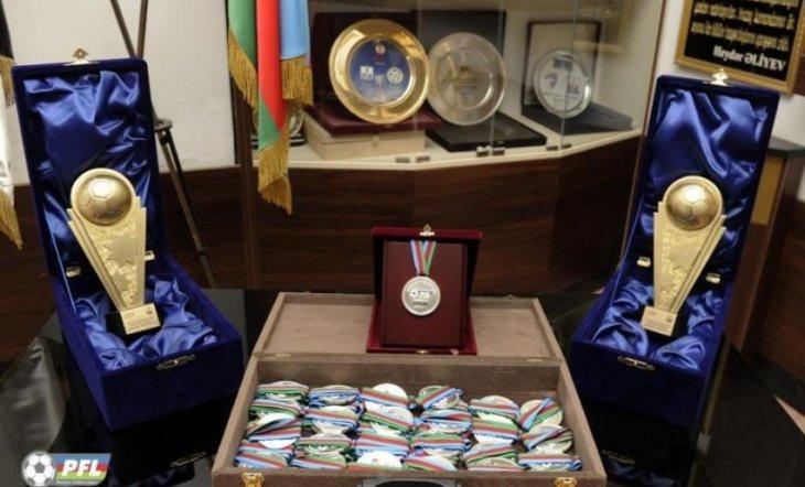 Çempionluq Kuboku və medallar
